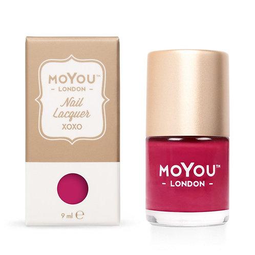 MoYou Premium Stamping Polish- XOXO