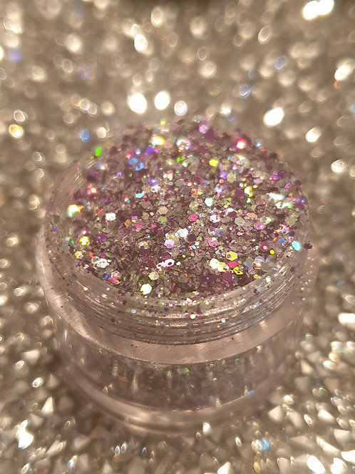 Who Are You? Glitter Pot