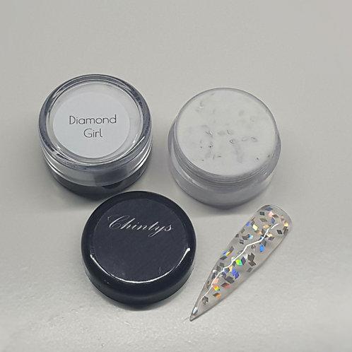 Diamond Girl Acrylic Powder