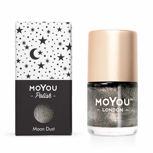 MoYou Premium Stamping Polish - Moon Dust