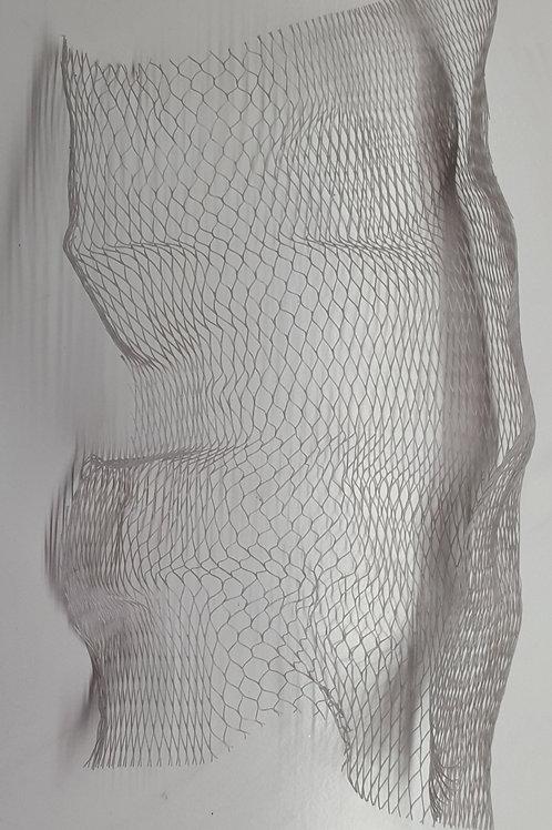 Grey netting