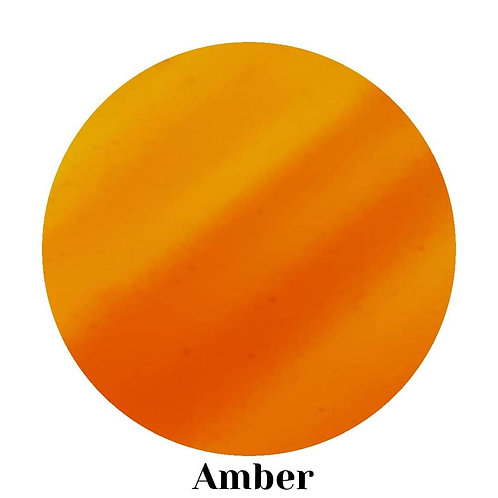 Amber 15ml Glass Gel