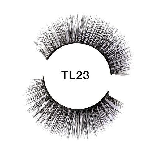 3D Brazilian Silk Hair Tatti Lashes TL23