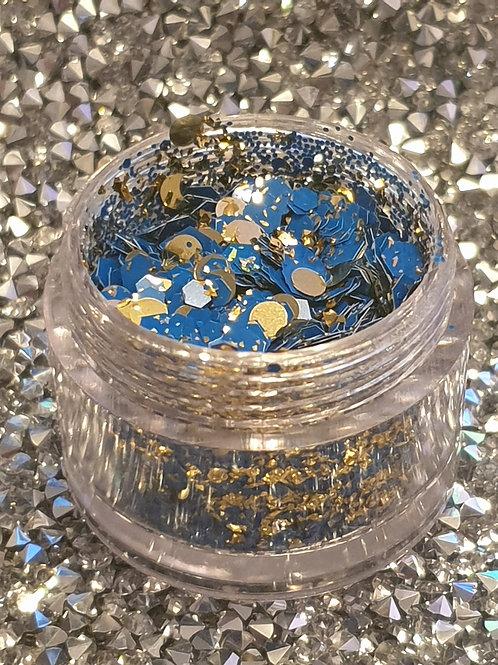 Zadie Glitter Pot