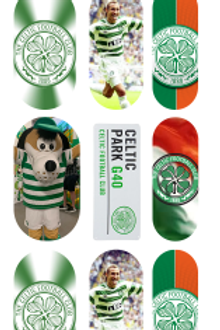 Celtic Fc Inspired Decals