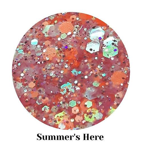 Summer's Here Acrylic Powder 20g