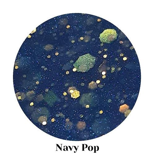 Navy Pop Acrylic Powder 20g