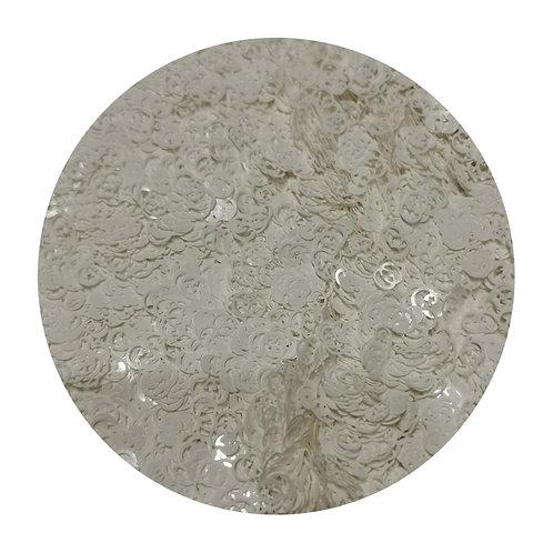 White GG Glitter Pot