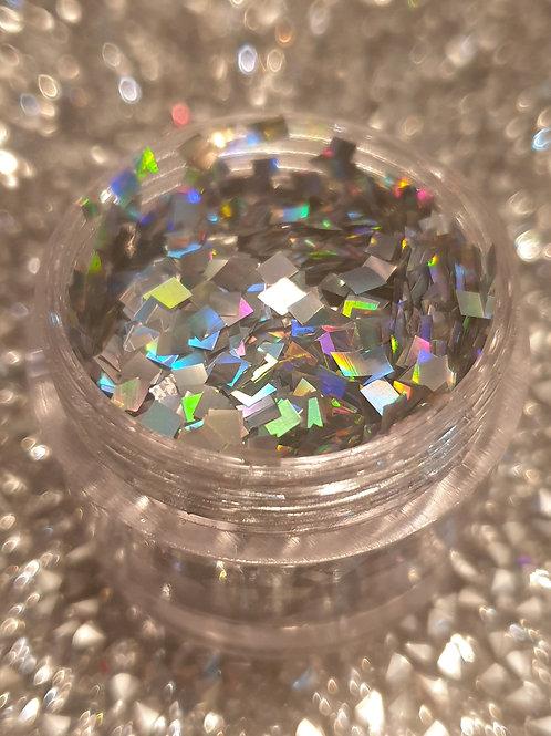 Disco Ball Glitter Pot
