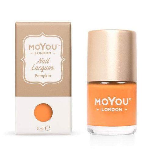MoYou Premium Stamping Polish-Pumpkin