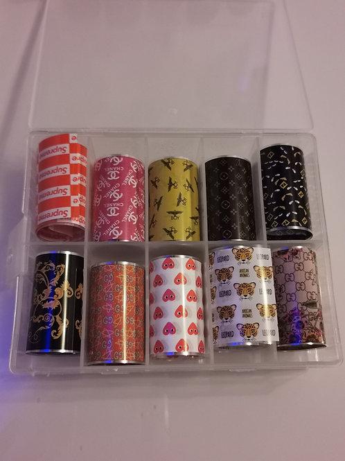 Designer Foil Box 2