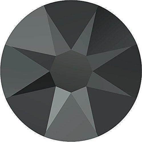 Swarovski Crystals - SS3 Jet Hematite 50