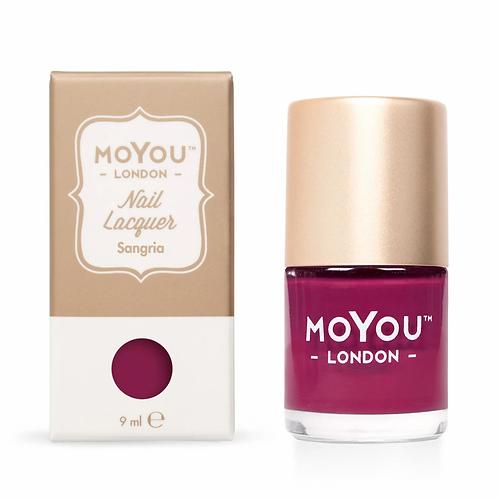MoYou Premium Stamping Polish - Sangria