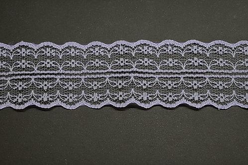 lace strip lilac
