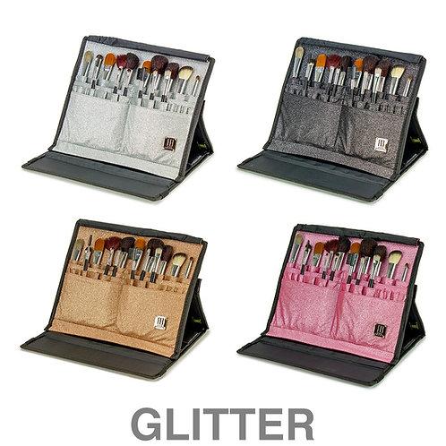 Glitter Brush Holder