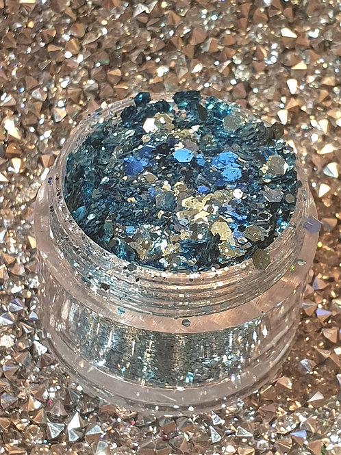 Waterslide Glitter Pot