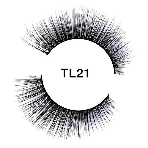 3D Brazilian Silk Hair -Tatti Lashes TL21