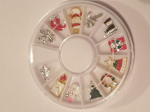 Christmas Wheel