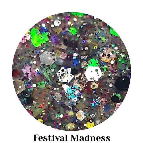 Festival Madness Acrylic Powder 20g