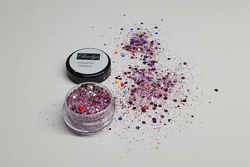 Limited edition glitter
