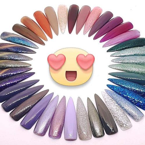 Gel Polish Set Of 265 Colours