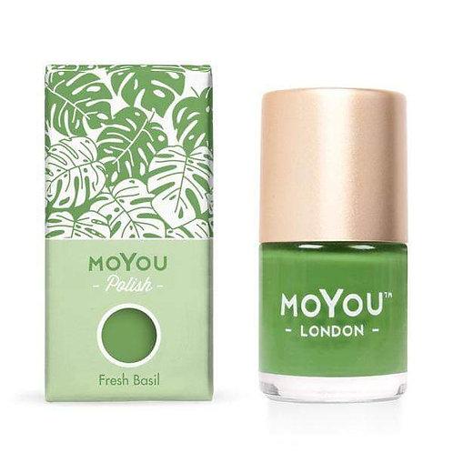 MoYou Premium Stamping Polish-Fresh Basil