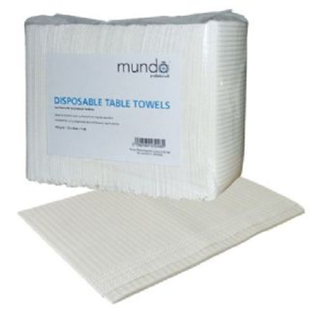 Mundo Disposable Table Towels