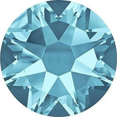 Swarovski Crystals - SS7 Aqua (50)