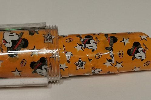 Designer Inspired Yellow Mickey Foil Pot