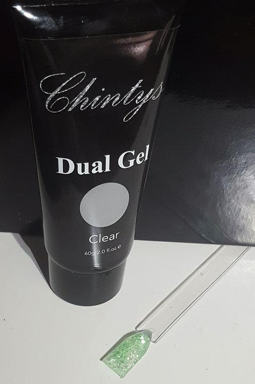 Clear Dual Gel 60g