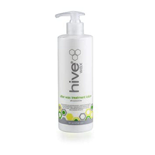 After Wax Treatment Lotion With Coconut & Lime 400ml