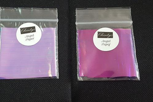 Purple Angel Paper