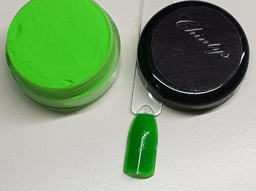 Mean Green Acrylic Power