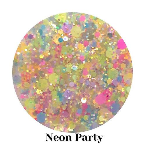Neon Party 20g Acrylic Powder