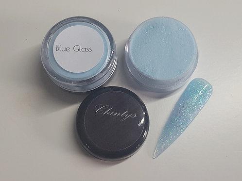 Blue Glass Acrylic Powder