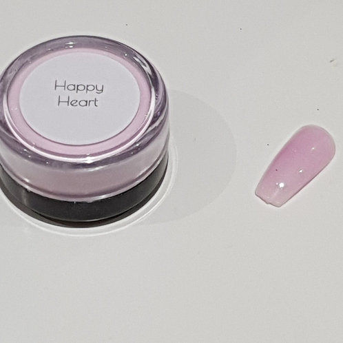 Happy Heart Acrylic Powder