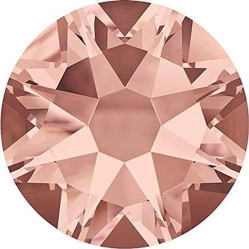 Swarovski Crystals - SS9 Blush Rose (50)