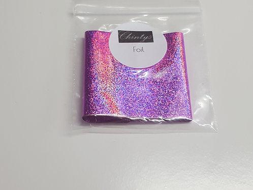Holo Light Purple Foil