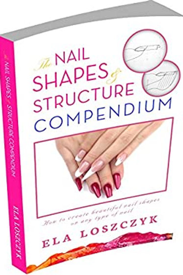 The Nail Shapes And Structure Compendium Book