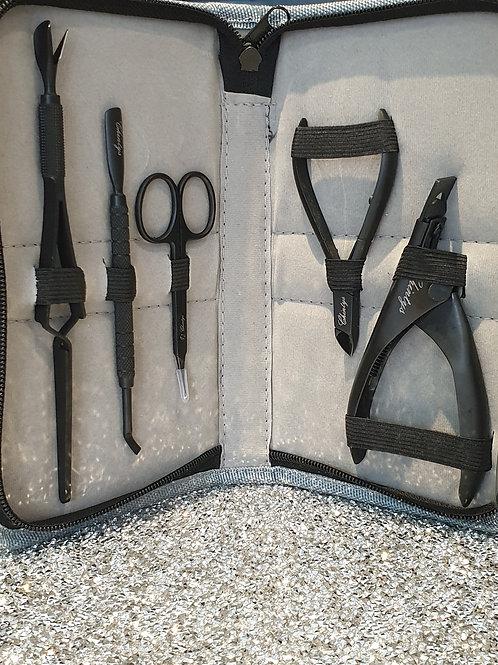 Black Matte Chintys Tool Kit
