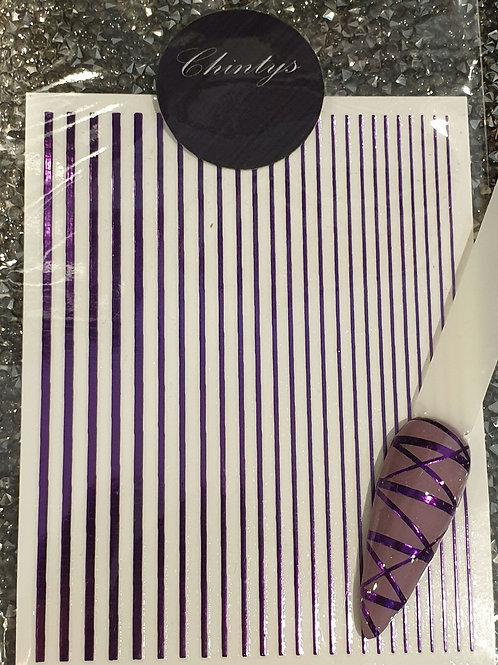 Flexible Striping Tape - Purple
