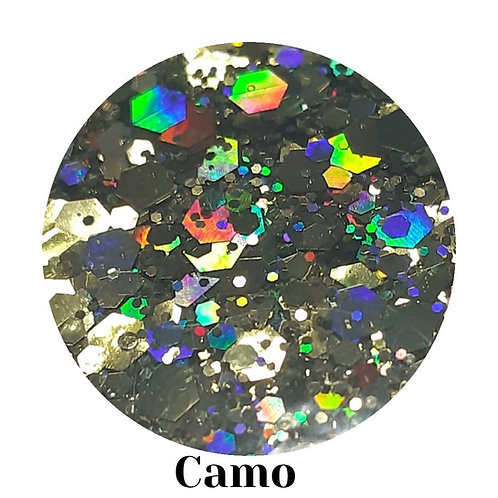 Camo Acrylic Powder 20g