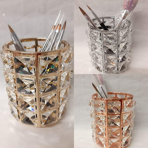 Bling Brush Holder