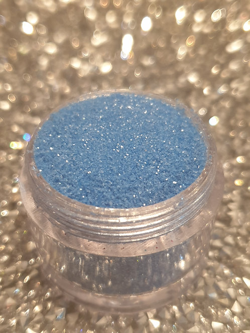 Blue Soda Glitter Pot