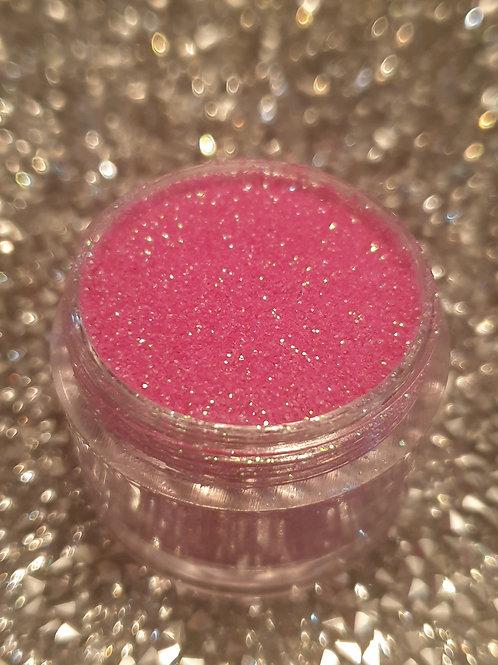 Sunset Pink Glitter Pot