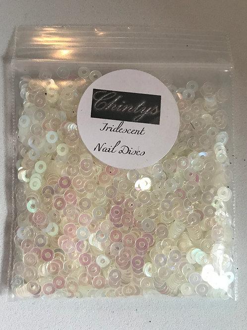 Iridescent Nail Discs
