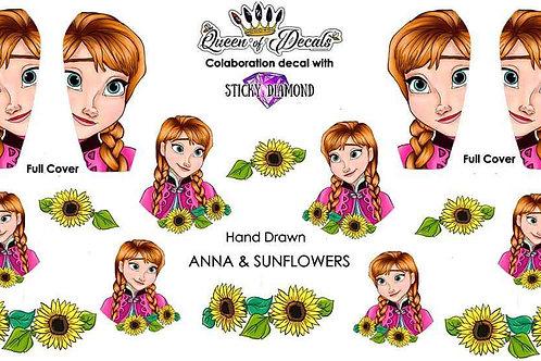 Anna & Sunflowers