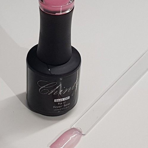 Fix It! Repair Base Clearly Pink 15ml