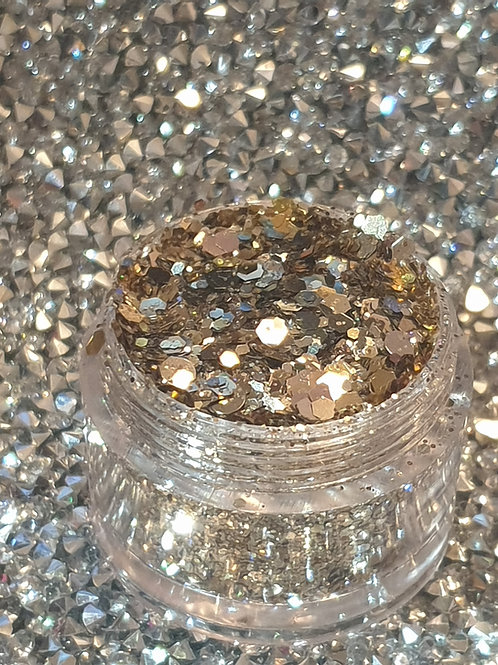 Sand Storm Glitter Pot