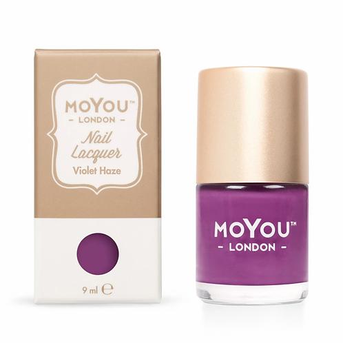 MoYou Premium Stamping Polish - Violet Haze